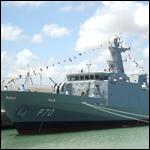 Бразилия возьмет в аренду патрульные катера типа «Макаэ»