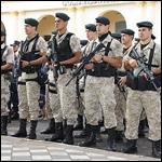 Парагвай купил у Пакистана бронежилеты