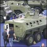 Пакистанская полиция купила сербские бронетранспортеры