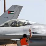 Иордания продала Пакистану подержанные истребители F-16