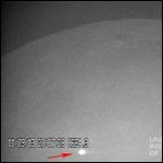 В Испании наблюдали падение на Луну крупнейшего метеорита