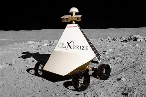 Названы претенденты на промежуточные призы состязания луноходов Google