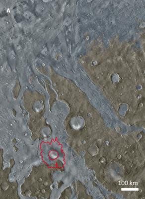 Откуда же марсианские метеориты?