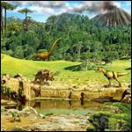 В исчезновении динозавров обвинили темную материю