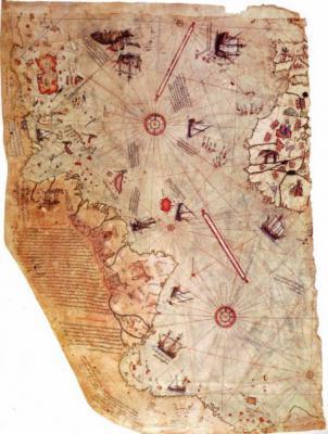 Древние карты: секреты и сюрпризы