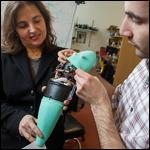 Инженеры сделали гибкого резинового «рыба-робота»