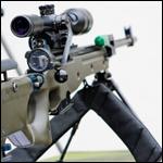 Германия объявила тендер на поставку снайперских винтовок