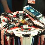 Робот собрал кубик Рубика за рекордно короткое время