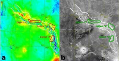 На Венере могут быть действующие вулканы