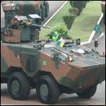 Бразилия получила первые бронетранспортеры Guarani