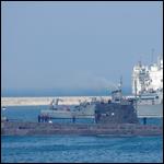 Черноморский флот вернет Украине подлодку «Запорожье»
