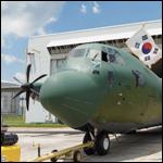Южная Корея получила первый транспортник Super Hercules