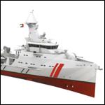 ОАЭ купят два специальных патрульных корабля