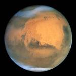 В апреле Марс окажется на минимальном расстоянии от Земли