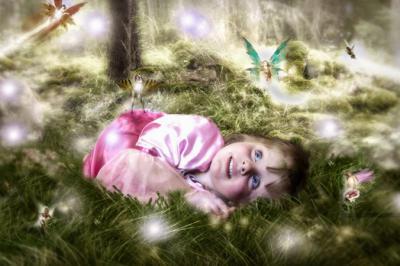 Существуют ли феи? Свидетельства очевидцев