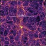 Астрономы обнаружили материю в войдах