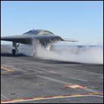 ВМС США расширят программу испытаний палубного беспилотника