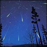 В ближайшую ночь можно будет наблюдать метеорный поток Лириды