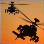 США возобновят поставки Египту вертолетов Apache