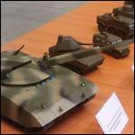 Началась разработка противотанкового комплекса на базе «Арматы»