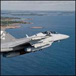 Швеция вооружит истребители Gripen крылатыми ракетами