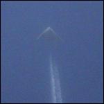 Таинственные знаки в небе Уичито