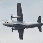 Итальянский самолет поддержки Pretorian совершил первый полет