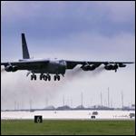 ВВС США получили первый модернизированный бомбардировщик B-52