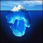 От Антарктиды откололся колоссальный айсберг