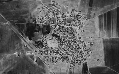Спутник времён холодной войны обнаружил затерянные города на Ближнем Востоке