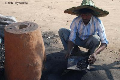 Древнее племя в Индии обладало уникальными металлургическими технологиями