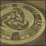 «Круги на полях» - природное явление или проделки НЛО