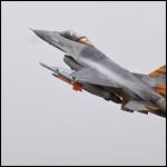 Бельгия улучшит истребители F-16