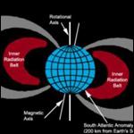 Бермудский треугольник опасен для космонавтов