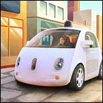 Пользователи сядут на беспилотные автомобили Google через пару лет