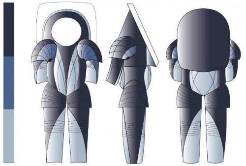 НАСА показало прототип марсианского скафандра