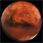 На Марсе могут находиться замороженные живые организмы