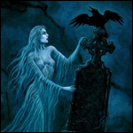 Явления призраков перед смертью