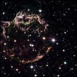 Физики на Земле имитировали взрыв сверхновой звезды