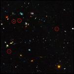 Астрономы наблюдали процессы раннего звездообразования