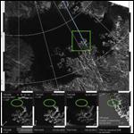 На Титане найден остров