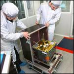 Первый российский частный спутник запустят в срок