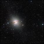 Галактика Центавра А оказалась значительно большей