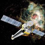 Исследовавший столкновения сверхскоплений галактик телескоп отметил свой юбилей фотографиями