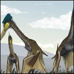 Российский палеонтолог изучил крупнейших летающих ящеров