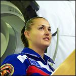 Серова полетит в космос с зайцем и косой