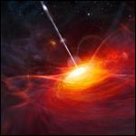 Ученые раскрыли двадцатилетнюю тайну квазаров