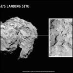 На комете Чурюмова-Герасименко нашли место для посадки зонда