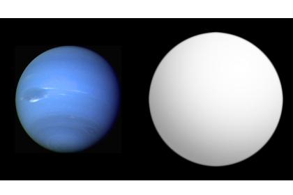 Астрономы впервые нашли на горячем нептуне водяной пар