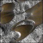 На Марсе обнаружили барханы